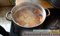 Фото приготовления рецепта: Борщ - шаг №10