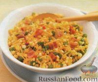 Фото к рецепту: Кукурузное соте
