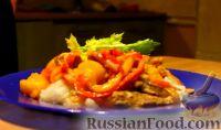 Фото к рецепту: Мясо по-китайски в кисло-сладком соусе