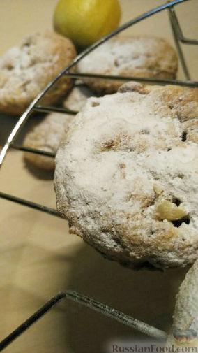 Фото приготовления рецепта: Хинкали с сыром сулугуни - шаг №11
