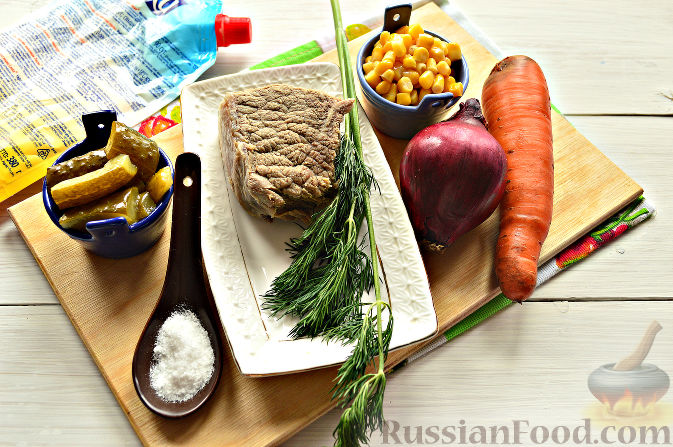 салат обжорка рецепт как приготовить