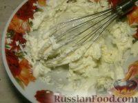 Фото приготовления рецепта: Крем сливочный - шаг №4