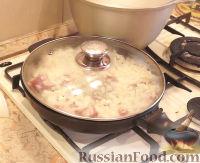Фото приготовления рецепта: Тушеные бараньи ребрышки в собственном соку - шаг №2