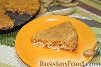 Фото к рецепту: Пирог с курицей