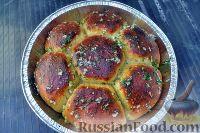 Фото к рецепту: Порционный хлеб