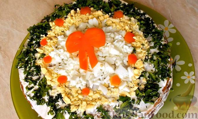 Фото приготовления рецепта: Морковный суп-пюре с фрикадельками из куриного фарша - шаг №6