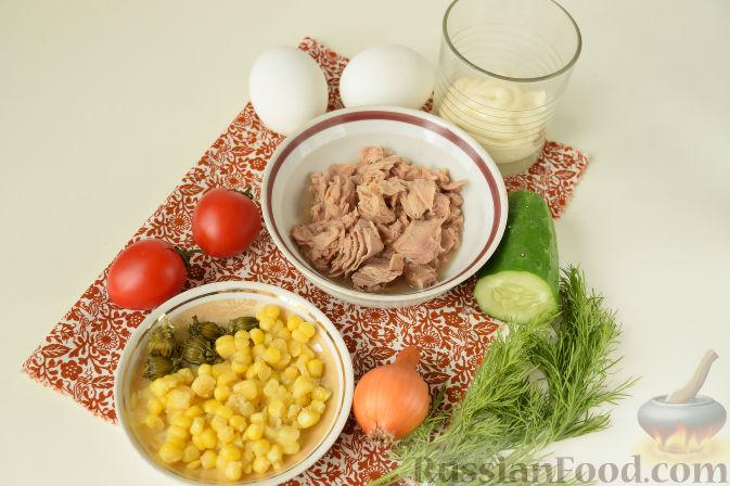 Фото приготовления рецепта: Суп с куриными фрикадельками и вермишелью - шаг №5