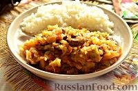Фото к рецепту: Солянка из капусты с говядиной