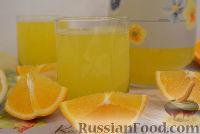 Фото к рецепту: Сок из апельсина