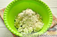 Фото приготовления рецепта: Постные рисовые котлеты с кабачком - шаг №7
