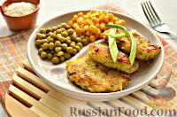 Фото приготовления рецепта: Постные рисовые котлеты с кабачком - шаг №11