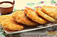Фото к рецепту: Рисовые биточки простые