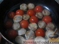 Фото приготовления рецепта: Фритатта самая простая - шаг №3