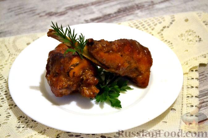 Фото приготовления рецепта: Творожно-сметанный десерт с апельсином и кукурузными хлопьями - шаг №4