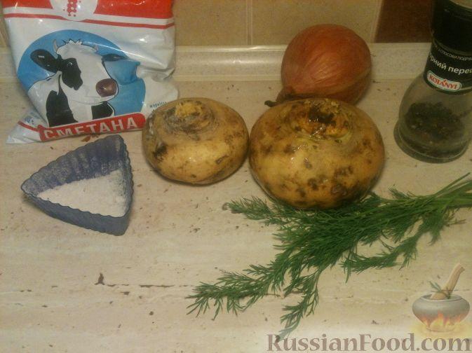 как приготовить репу рецепты в духовке
