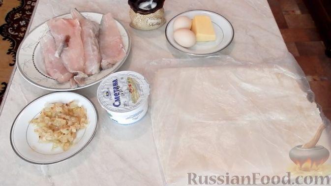рецепты приготовления филе хека