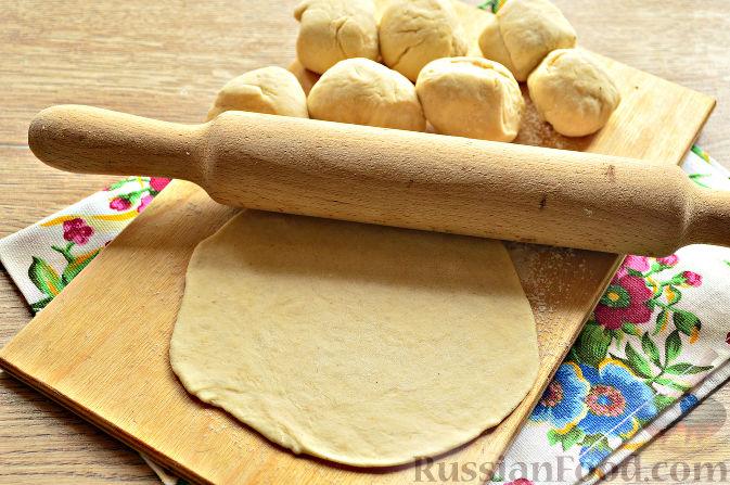 лепешка тортилья фото рецепт