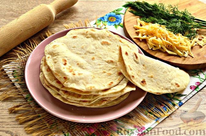 рецепты блюд с тортильями пшеничными-фб2