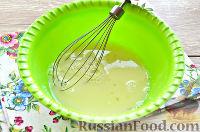 Фото приготовления рецепта: Оладьи банановые - шаг №4