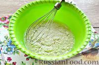 Фото приготовления рецепта: Оладьи банановые - шаг №5