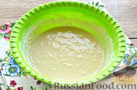 Фото приготовления рецепта: Оладьи банановые - шаг №6