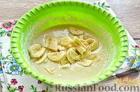 Фото приготовления рецепта: Оладьи банановые - шаг №8