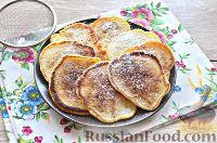 Фото приготовления рецепта: Оладьи банановые - шаг №11