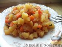 Фото к рецепту: Картофельное рагу