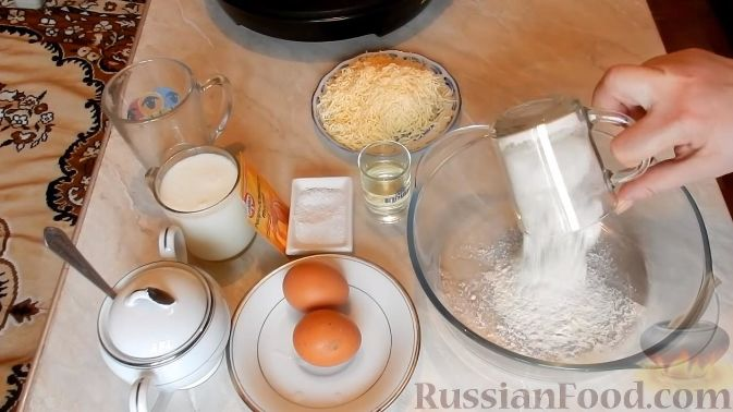 Как приготовить блины на кефире заварные пошаговый рецепт с фото