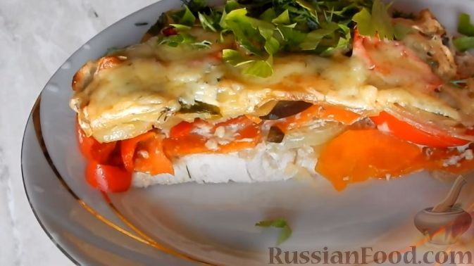 Куриная грудка, запечённая с папоротником в духовке — рецепт с фото пошагово