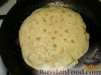 Фото приготовления рецепта: Хачапури постные - шаг №10