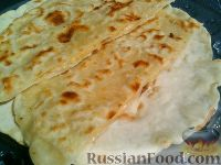 Фото приготовления рецепта: Хачапури постные - шаг №11
