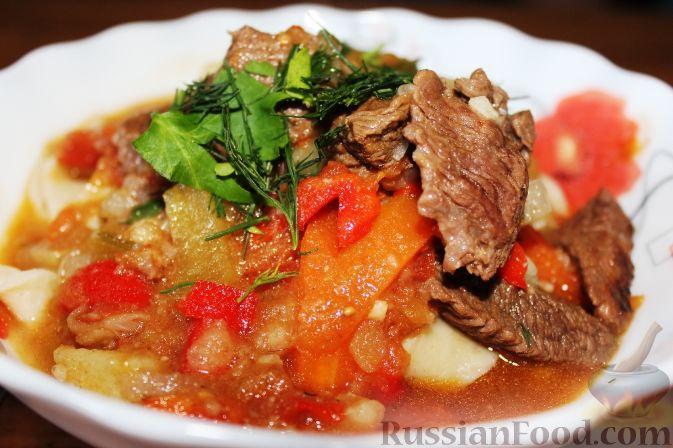 Лагман рецепт в домашних условиях из говядины суп