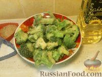 Фото приготовления рецепта: Капуста брокколи в сухарях - шаг №1