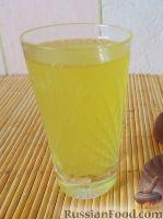 Фото к рецепту: Апельсиновая настойка (1 вариант)