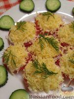 Фото к рецепту: Помидоры с сыром