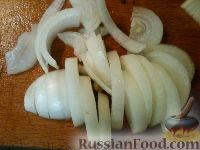 Фото приготовления рецепта: Итальянский рецепт приготовления скумбрии - шаг №8