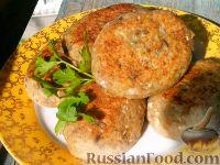 Фото к рецепту: Котлеты из салаки