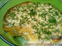 Фото к рецепту: Запеканка кукурузная с творогом