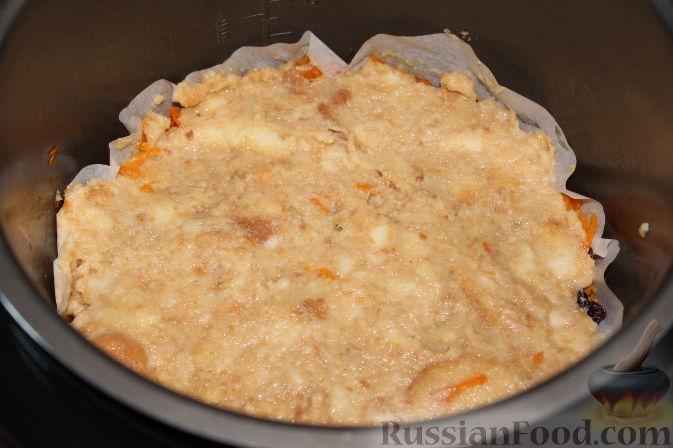 Фото приготовления рецепта: Капустный суп с рисом и сливками - шаг №5