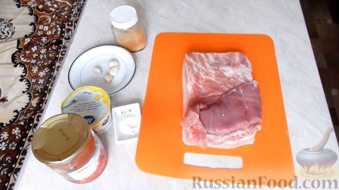 грудинка говяжья запеченная в духовке рецепт с фото