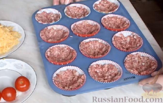 Рецепты мяса в силиконовых формочках