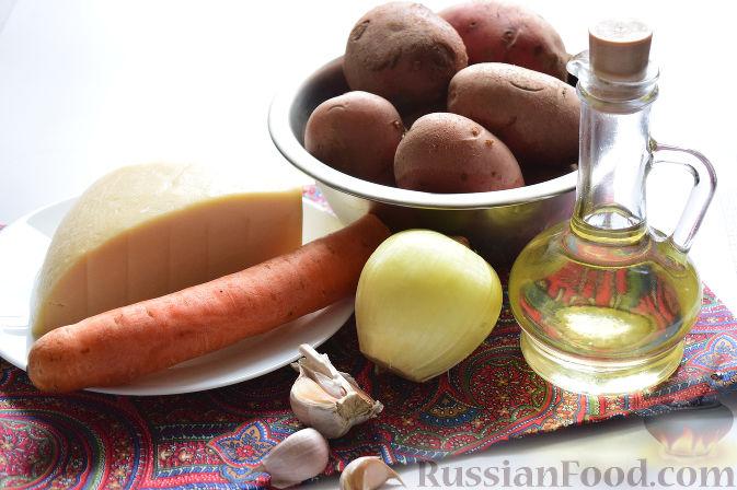 пошаговый рецепт приготовления запеканки