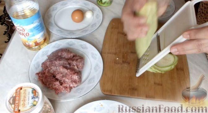 Кабачки запеченные с фаршем в духовке рецепты 101