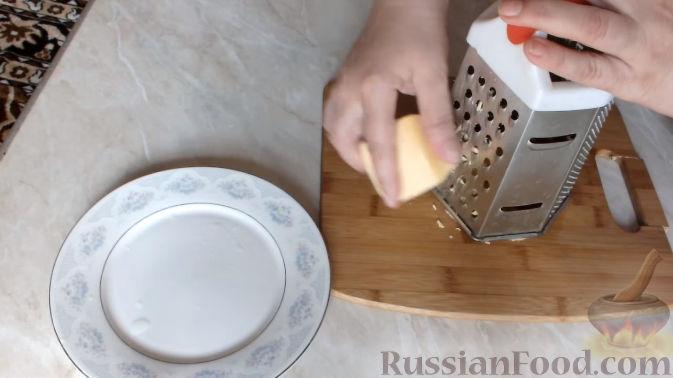 рецепт приготовления горбуши в духовке с сыром