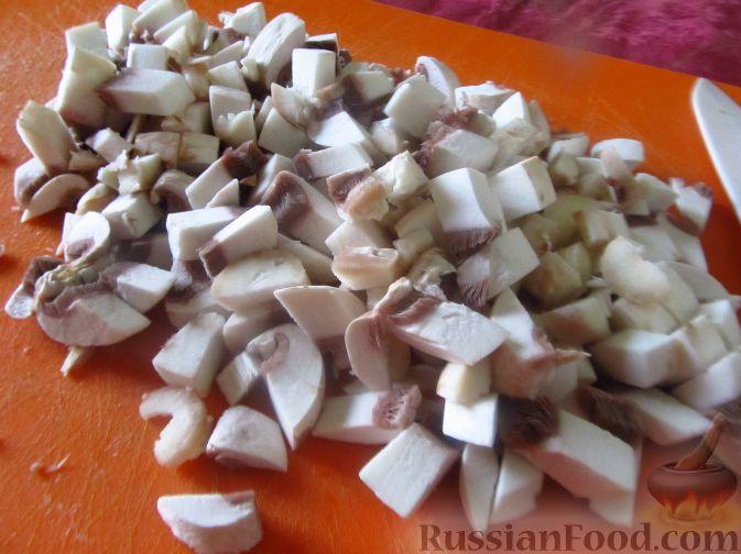 как приготовить котлеты картофельные с грибами рецепт