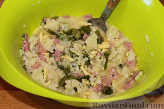 Рецепты брокколи с цветной капустой в мультиварке рецепты с фото