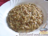 Фото к рецепту: Овсянка из цельного зерна