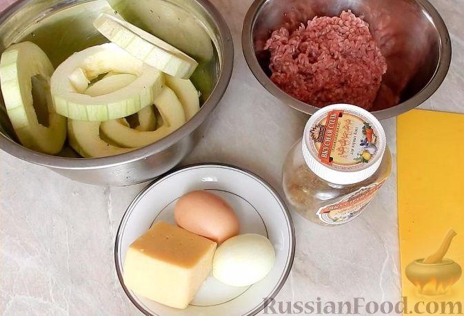 фаршированные кабачки с запеченные в духовке рецепт с фото