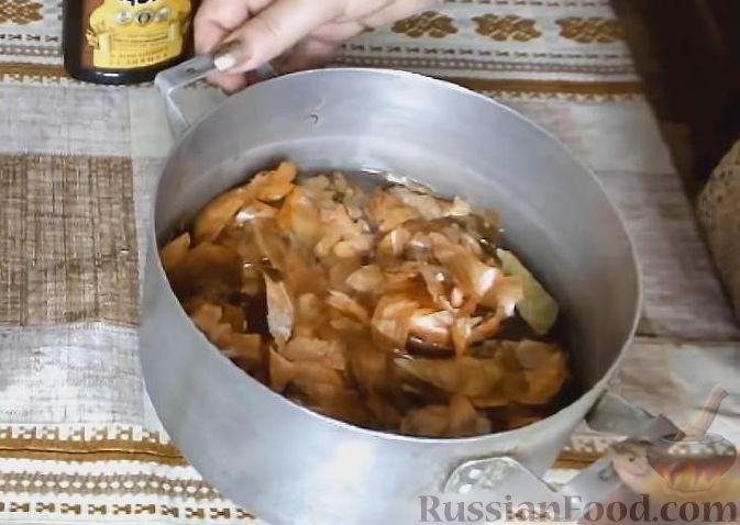 рецепт сала в духовке с жидким дымом
